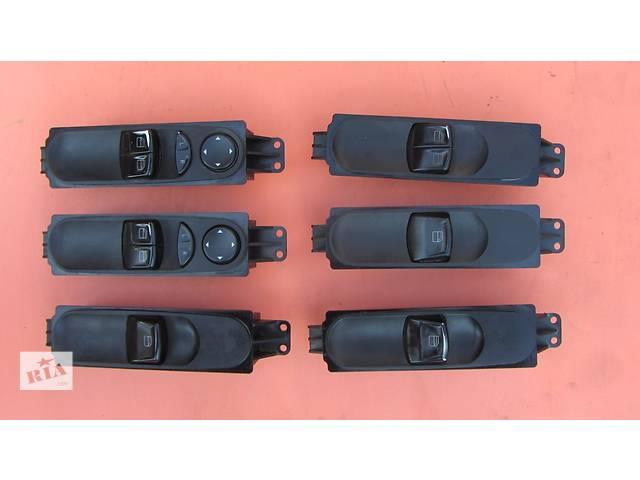 купить бу Б/у блок управления стеклоподьемниками для водителя Mercedes Viano(Viano) Мерседес Вито Вито (Виано Виано) V639 в Ровно