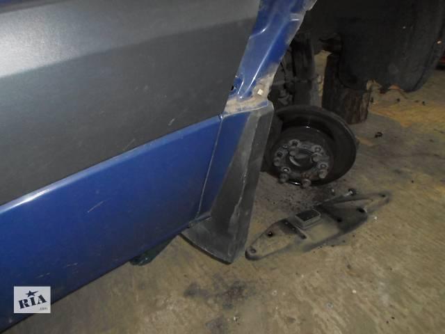 купить бу Б/у Брызговики и подкрылки для легкового авто Volkswagen Crafter Фольксваген Крафтер 2.5 TDI 2006-2010 в Рожище