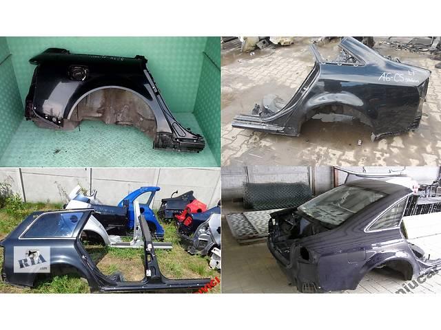 купить бу Б/у четверть автомобиля для легкового авто Audi A6 C5 00-04 в Львове