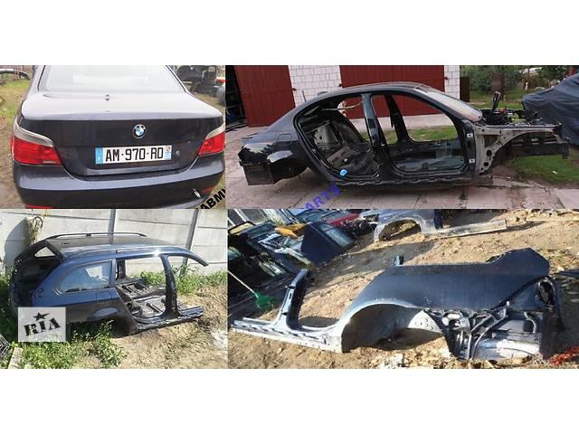 Б/у четверть автомобиля для легкового авто BMW 5 Series e60 e61- объявление о продаже  в Львове