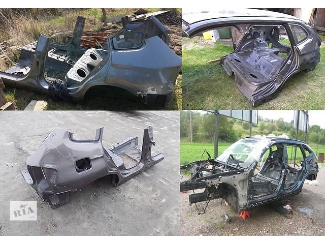 бу Б/у четверть автомобиля для легкового авто BMW X1 e84 в Львове