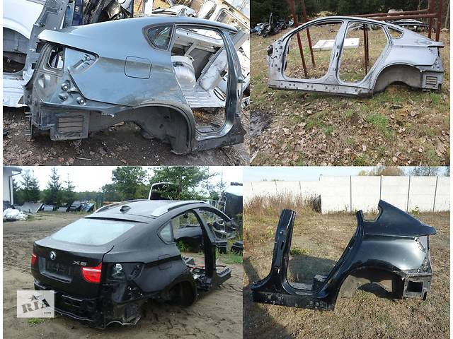 купить бу Б/у четверть автомобиля для легкового авто BMW X6 e71 в Львове