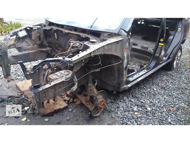 продам Б/у четверть автомобиля для легкового авто Geely MK бу в Полтаве