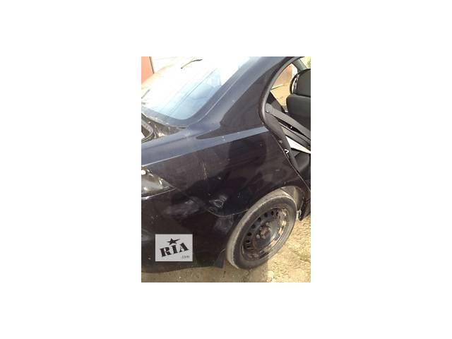 продам Б/у четверть автомобиля для легкового авто Mitsubishi Lancer X бу в Киеве