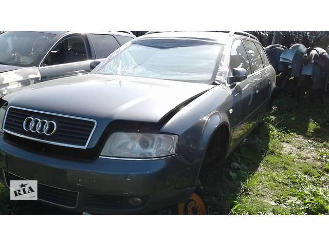бу Б/у четверть автомобиля для универсала Audi A6 в Львове