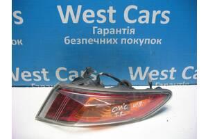 Б/У Фонарь задний правый на хетчбэк внешний Civic  2005 - 2009 33501SMGE04. Лучшая цена!