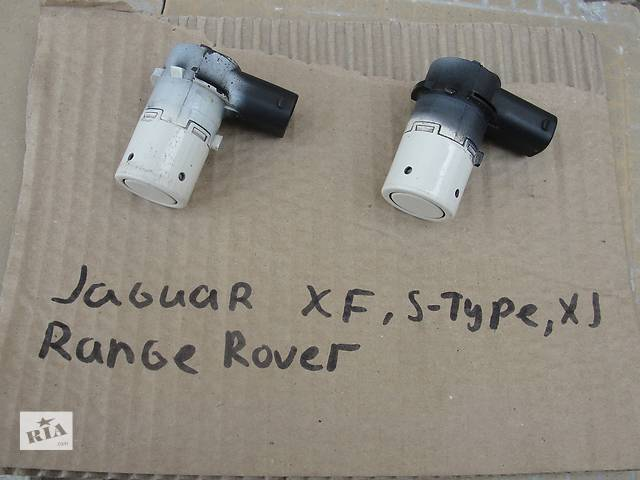 продам Б/у датчик парковки для легкового авто Jaguar XF Range Rover В наличии!!! бу в Львове