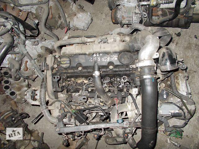 Б/у Двигатель Citroen Jumpy 2,0hdi № PSA RHZ 2000-2006- объявление о продаже  в Стрые