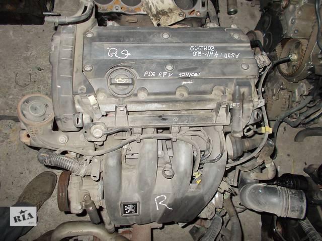 купить бу Б/у Двигатель Lancia Zeta 2,0 бензин 16V № PSA RFV 1998-2000 в Стрые