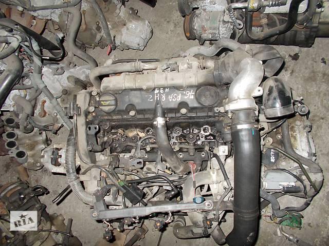 купить бу Б/у Двигатель Citroen Evasion 2,0HDI № PSA RHZ 1999-2002 в Стрые