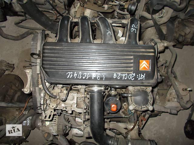 бу Б/у Двигатель Citroen Jumper 1.9 d № D9B 1994-2002 в Стрые