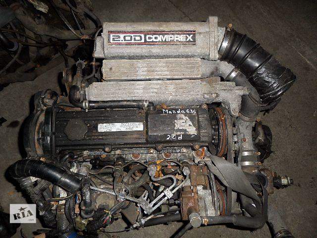бу Б/у Детали двигателя Двигатель Mazda 626 2.0 td в Фастове