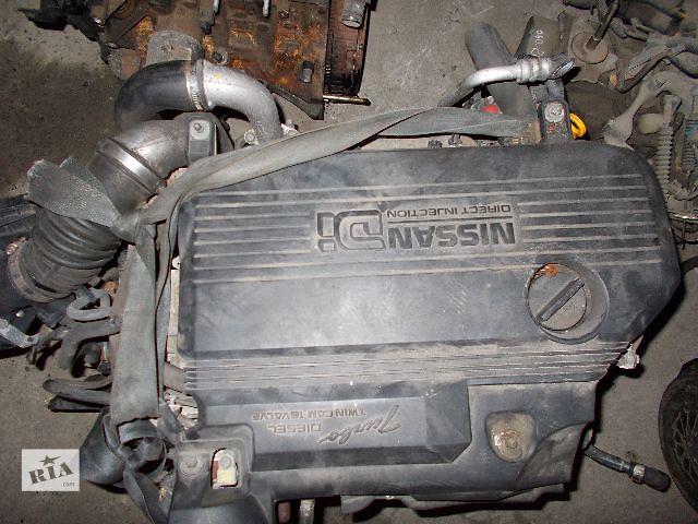 Б/у Двигатель Nissan Primera 2.2 tdi- объявление о продаже  в Стрые