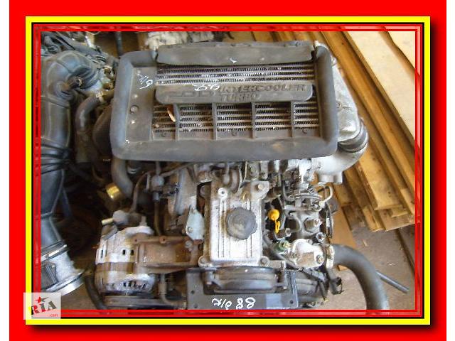 купить бу Б/у Двигатель Suzuki Grand Vitara 2,0TDI № RF 1998-2005 в Стрые