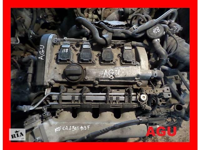 продам Б/у Двигатель Volkswagen Bora 1,8t бензин № AGU, AUM бу в Стрые