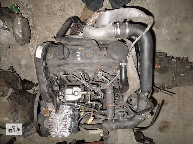 продам Б/у Двигатель Volkswagen Polo 1,9tdi № AHU бу в Стрые