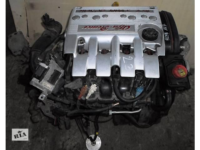 бу Б/у Детали двигателя Стартер 1,6 16V Alfa Romeo Альфа Ромео 147 2003 в Рожище