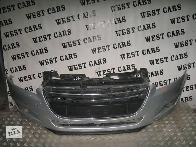 купить бу б/у Детали кузова Бампер передний Легковой Peugeot 508 в Луцке