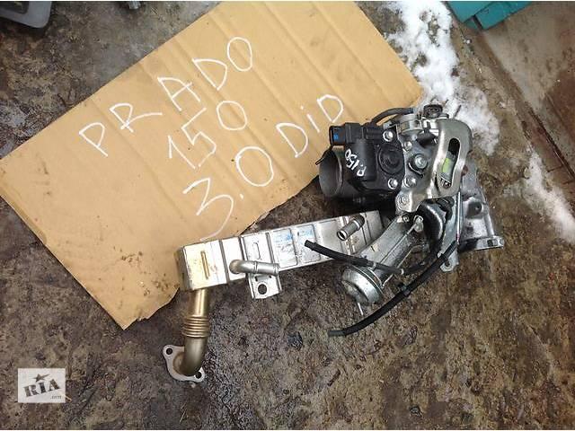 Б/у дросельная заслонка/датчик для легкового авто Toyota Land Cruiser Prado- объявление о продаже  в Ровно