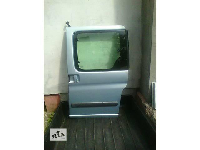 продам Б/у дверь боковая сдвижная для легкового авто Citroen Berlingo 2 бу в Ковеле