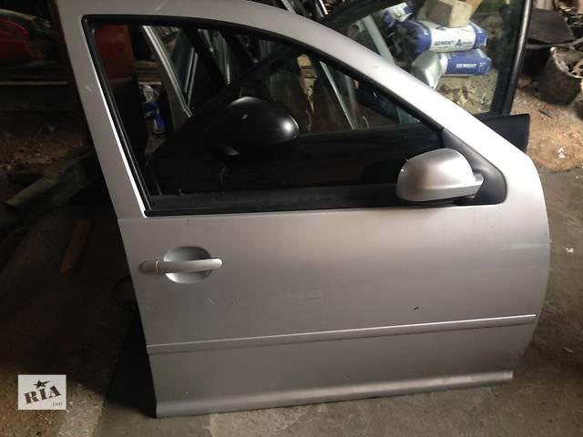 бу Б/у дверь передняя для хэтчбека Volkswagen Golf IV в Виннице
