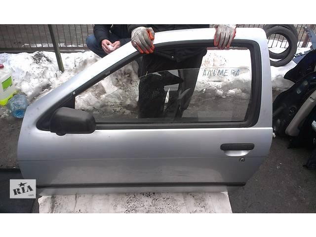 Б/у дверь передняя для купе Nissan Almera N15- объявление о продаже  в Ковеле