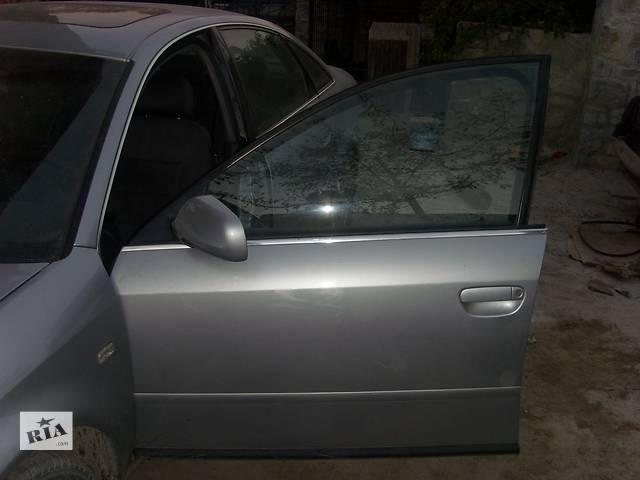 купить бу Б/у дверь передняя для легкового авто Audi A6 в Борщеве (Тернопольской обл.)