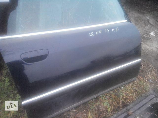 продам Б/у дверь передняя для легкового авто Audi A8 2000 бу в Львове