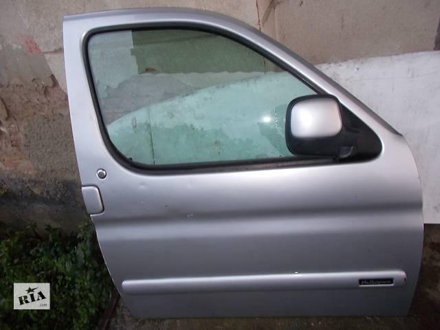 купить бу Б/у дверь передняя Citroen Berlingo в Стрые
