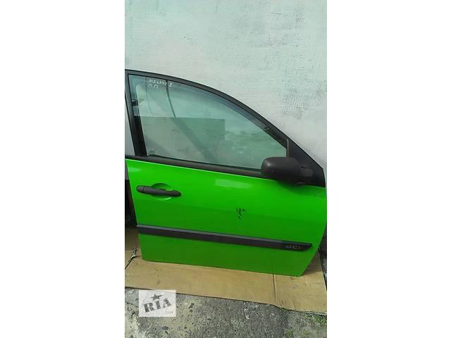 купить бу Б/у дверь передняя для легкового авто Renault Megane II в Ковеле