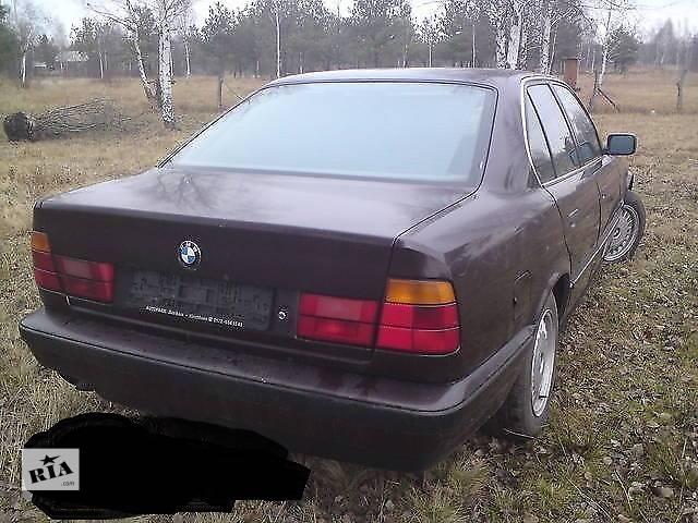 продам Б/у дверь передняя для седана BMW 5 Series  бу в Стрые