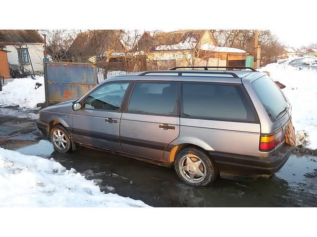 продам Б/у дверь передняя для универсала Volkswagen Passat B3 бу в Шепетовке