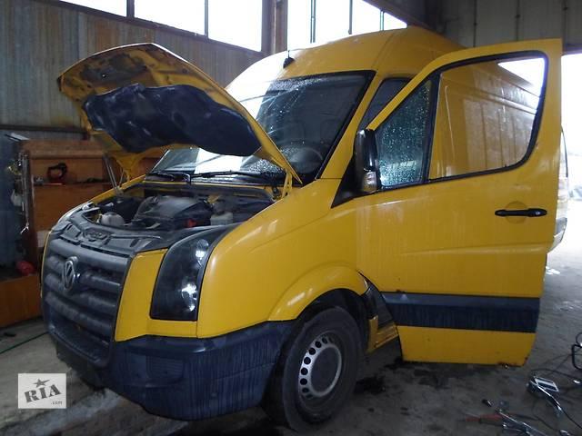продам Б/у Дверь передняя для Volkswagen Crafter Фольксваген Крафтер 2.5 TDI 2006-2010 бу в Рожище