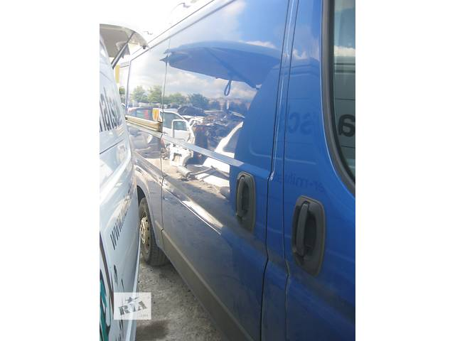 купить бу Б/у дверь передняя Fiat Ducato 2006- в Ровно