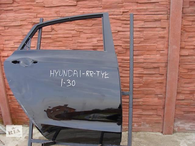бу Б/у Дверь передняя Hyundai i30 в Киеве