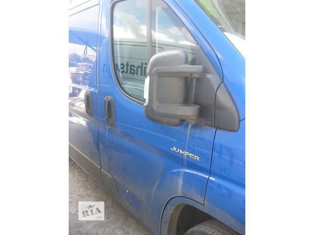 продам Б/у дверь передняя Peugeot Boxer 2006- бу в Ровно