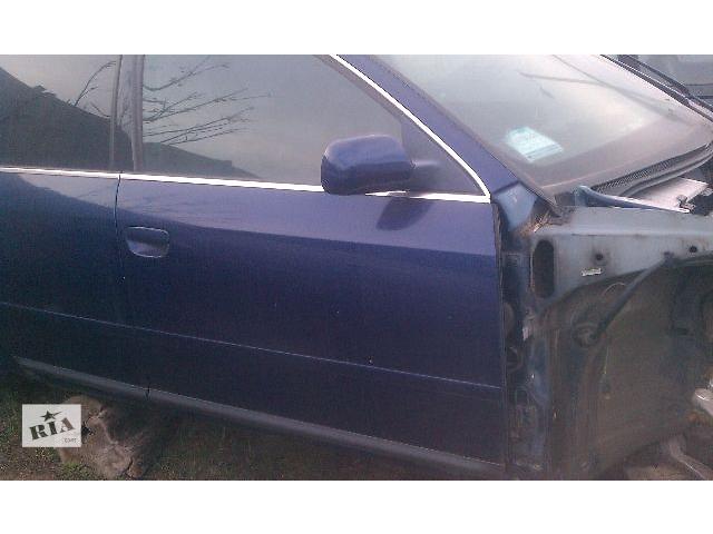 купить бу Б/у дверь передняя правая для универсала Audi A6  C5 1999 в Николаеве