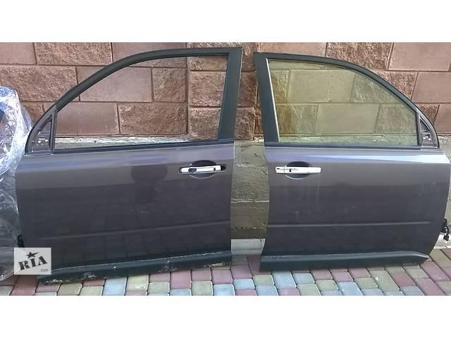 купить бу Б/у дверь передняя и задняя для легкового авто Nissan X-Trail 2007-2012 в Ровно
