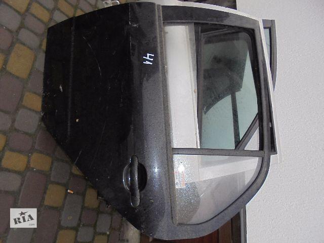 купить бу Б/у дверь задняя для хэтчбека Skoda Fabia 2005 в Львове