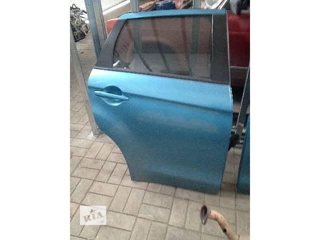 продам Б/у дверь задняя для легкового авто Mitsubishi ASX бу в Днепре (Днепропетровск)