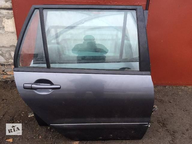 купить бу Б/у дверь задняя для легкового авто Mitsubishi Lancer в Киеве