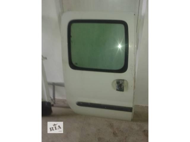 бу Б/у дверь задняя для легкового авто Renault Kangoo в Черновцах