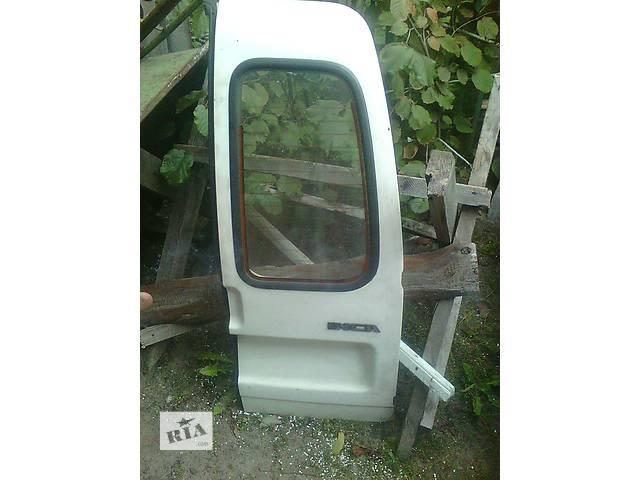 бу Б/у дверь задняя для легкового авто Seat Inca в Ковеле