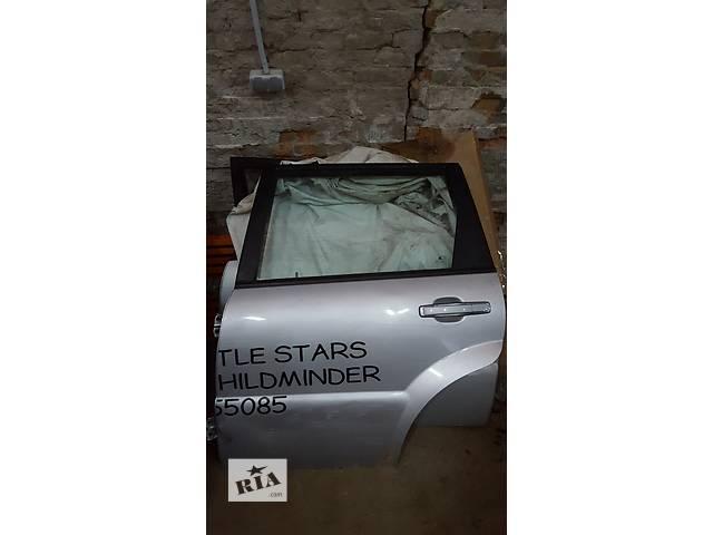 продам Б/у дверь задняя для легкового авто SsangYong Rexton бу в Ровно