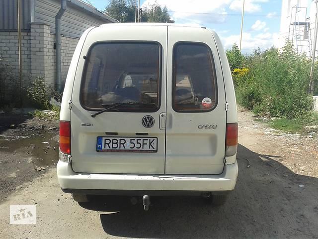 купить бу Б/у дверь задняя для легкового авто Volkswagen Caddy в Ровно