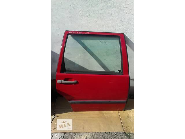 продам Б/у дверь задняя для легкового авто Volvo 850 бу в Ковеле