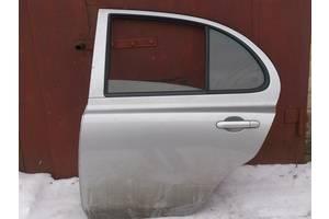 б/у Двери задние Nissan Micra Hatchback (5d)
