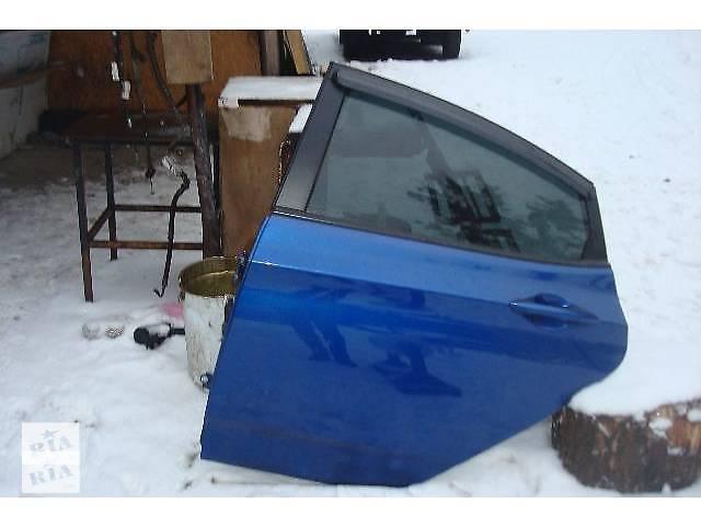 бу Б/у дверь задняя для седана Hyundai Accent в Киеве