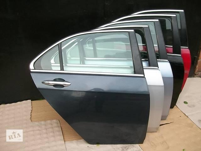 купить бу Б/у Дверь задняя Honda Accord 2003-2008 в Киеве