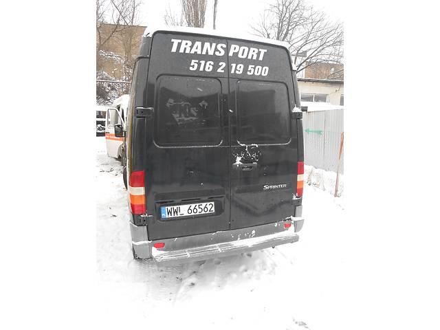 бу Б/у дверь задняя правая левая Volkswagen LT Фольксваген ЛТ 1996-2006 в Ровно